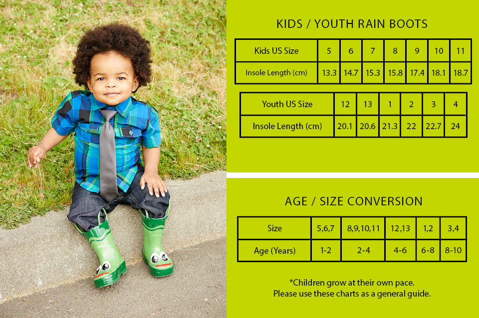 Kids Shoe Size To Womens