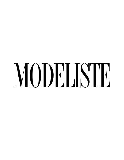 Modeliste - April  2018